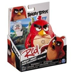 ANGRY BIRDS TALKATIVE RED RED FIGURES