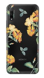CaseGadget CASE OVERPRINT FIELD FLOWERS HUAWEI HONOR 9X