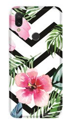 CaseGadget CASE OVERPRINT TROPICAL FLOWERS XIAOMI REDMI Y3