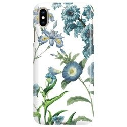 FUNNY CASE OVERPRINT BLUE FLOWERS SAMSUNG GALAXY A10s