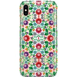 FUNNY CASE OVERPRINT FOLK FLOWERS HUAWEI P SMART Z