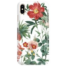 FUNNY CASE OVERPRINT RED FLOWERS SAMSUNG GALAXY A10s