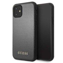 GUESS HARD CASE iridescent IPHONE 11 BLACK