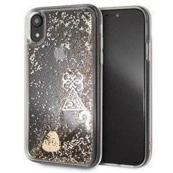 GUESS LIQUID GLITTER - CASE IPHONE XR