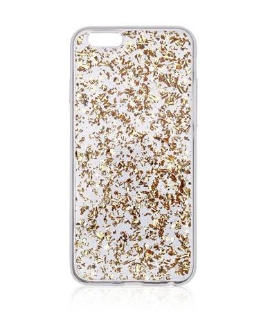 CASE GOLD GLITTERS IPHONE 4 4S