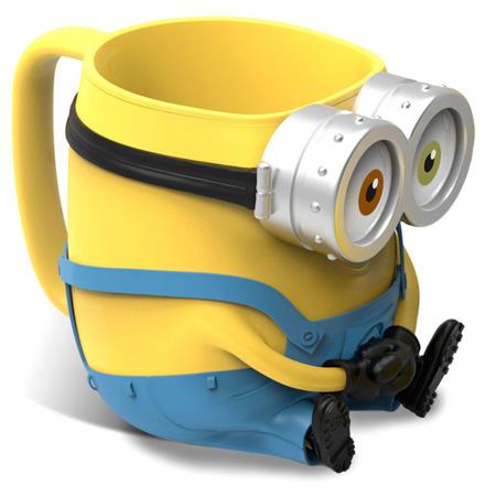 CUP 250 ML 3D MINIONKI BOB