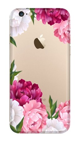CaseGadget CASE OVERPRINT FLOWERS OF THE WORLD IPHONE 6 / 6S