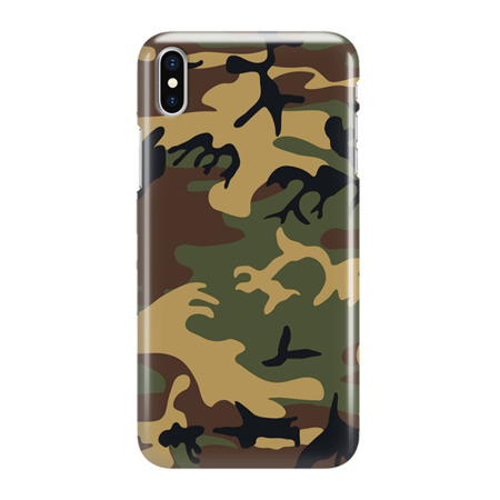 FUNNY CASE MORO BROWN OVERPRINT IPHONE 11 PRO