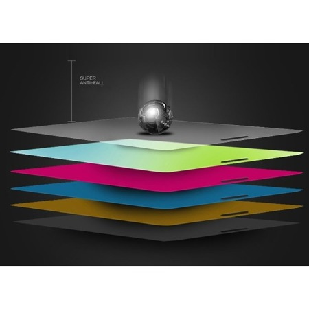 GLASS TEMPERATURE MOCOLO 3D UV GLASS SAMSUNG GALAXY NOTE 9 CLEAR
