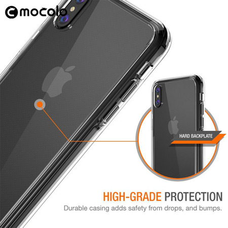 MOCOLO CASE SUPER CRYSTAL HUAWEI P SMART CLEAR