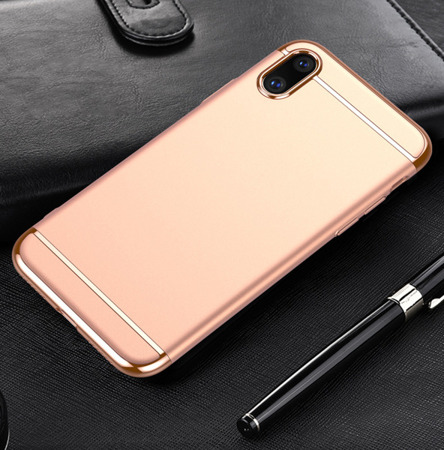 MOCOLO SUPREME LUXURY CASE HUAWEI HONOR 10 ROSE GOLD