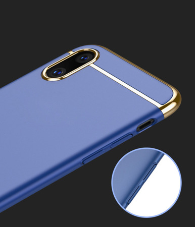 MOCOLO SUPREME LUXURY CASE HUAWEI P20 BLUE