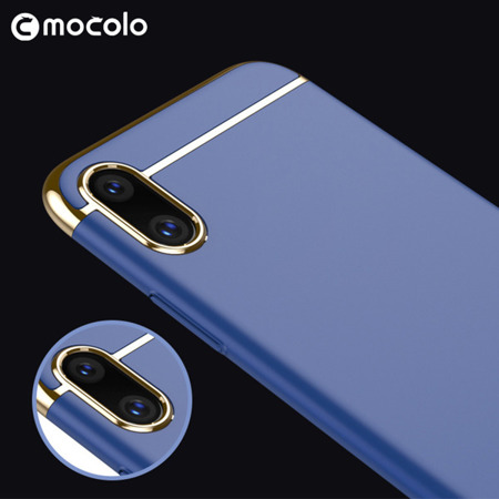 MOCOLO SUPREME LUXURY CASE SAMSUNG GALAXY S9 BLUE
