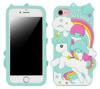 CASE CHILDREN AND UNICORN 3D MINT X IPHONE / IPHONE XS