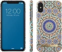 CASE ETUI iDEAL OF SWEDEN IPHONE XS MAX MOROCCAN ZELLIGE