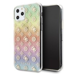 GUESS HARD CASE IRIDESCENT 4G PEONY GUHCN65PEOML IPHONE 11 PRO MAX MULTIKOLOR