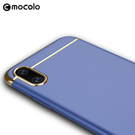 MOCOLO SUPREME LUXURY CASE HUAWEI P SMART CZARNE