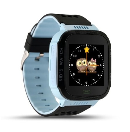 SMART WATCH DLA DZIECKA  GPS LOKALIZATOR Y29 BLUE